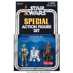 Android Set : Special Action Figure Set