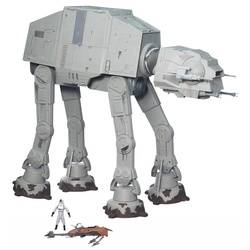 AT-AT - All Terrain Armored Transport (ROTJ) + Speeder Bike
