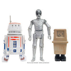 Droid Set : Special Action Figure Set
