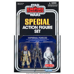 Imperial Forces : Special Action Figure Set