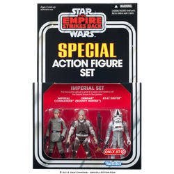 Imperial Set : Special Action Figure Set
