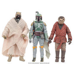 Villain Set : Special Action Figure Set (2012)