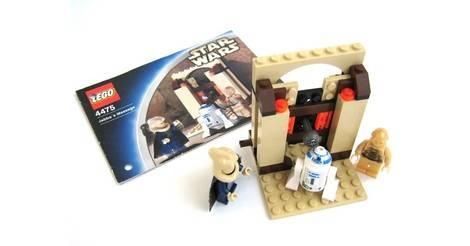 Jabbas Message Lego Star Wars Set 4475