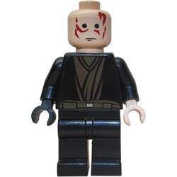 Anakin Skywalker with Damage on Face