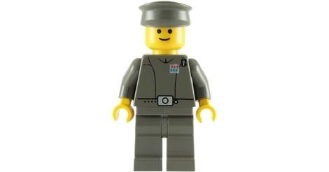 Imperial Officer Lego Star Wars Minifigs