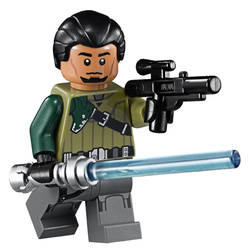 Kanan Jarrus with Black Hair