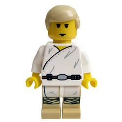 Checklist Luke Skywalker Lego Star Wars Minifigs