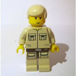 Luke Skywalker with Cloud City Outfit