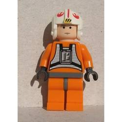 Pilot Luke Skywalker