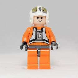 Dutch Vander Rebel Pilot Y-wing