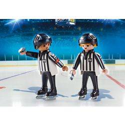 Arbitres de hockey