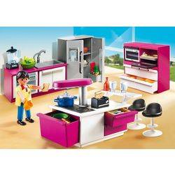 Modern House Playmobil Houses And Furniture 5574