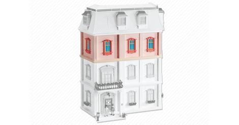 Etage suppl mentaire pour maison traditionnelle r f 5303 for Playmobil 6445