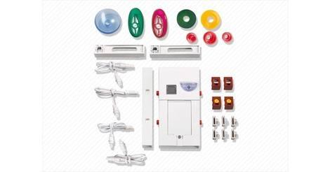 kit d clairage pour maison de ville accessoires pour. Black Bedroom Furniture Sets. Home Design Ideas
