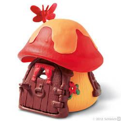 Ch teau de gargamel figurine 40027 maisons et b timents schtroumpfs - Schtroumpf maison ...