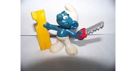 Schtroumpf bricoleur figurines schtroumpfs 20112 - Schtroumpf bricoleur ...