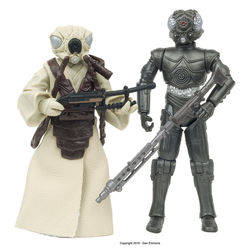4-LOM / Zuckuss (TVC Convention 2-Pack)