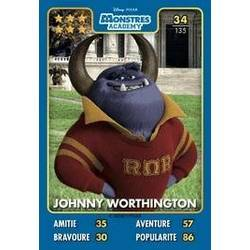 Johnny Worthingon