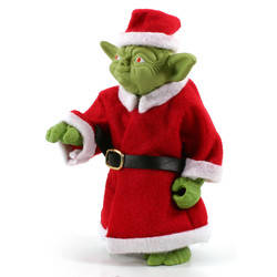 Yoda (Holiday Edition)