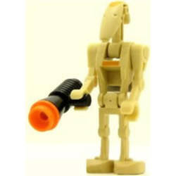 Battle Droid Commander  LEGO Star Wars Minifigs set