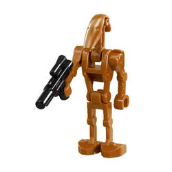 Battle Droid without Back Plate