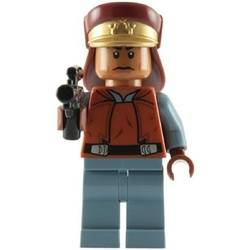 captain panaka lego minifigurines lego star wars 2011