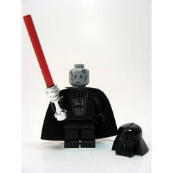 Darth Vader(No Eyebrows)