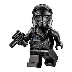 First Order TIE Fighter Pilot