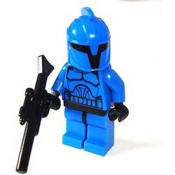 Senate Commando with Printed Head