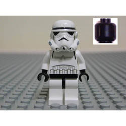Stormtrooper (Black Head)