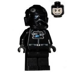 TIE Fighter Pilot (Printed Head)
