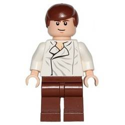 Han Solo, Reddish Brown Legs without Holster Pattern