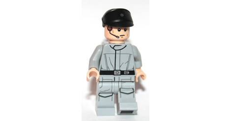 Imperial Officer 75134 Lego Star Wars Minifigs