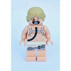 Luke Skywalker with Bacta Tank Outfit