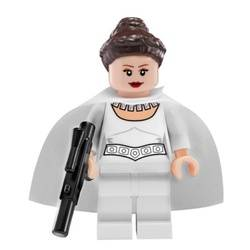 Princess Leia with Cape