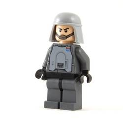 Star Wars Imperial Officer with Chin Strap
