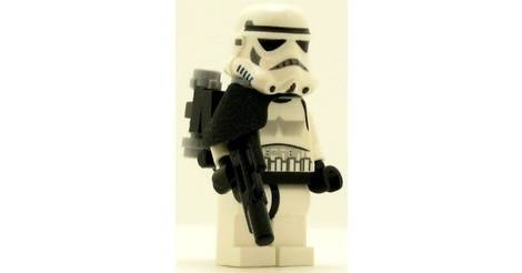 LEGO STAR WARS DIRT STAINS SANDTROOPER /& RE BRETHER FIGURE 75052-2014 NEW