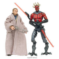 Darth Maul & Owen Lars