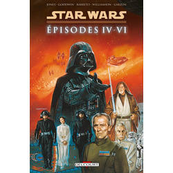 Star Wars - Épisodes IV à VI (version Intégrale)
