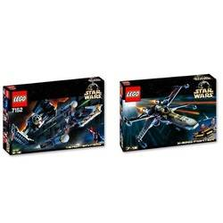 X-wing Fighter / TIE Fighter & Y-wing Collectors Set