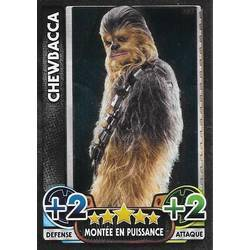 Carte brillante : Chewbacca
