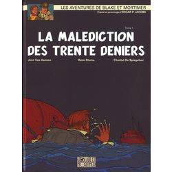 La Malédiction des trente deniers - Tome 1