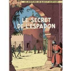 Le Secret de l'Espadon T2