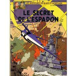 Le secret de l'Espadon T3