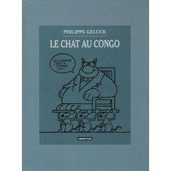 Le chat au congo / ma langue au chat