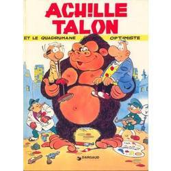 Achille Talon et le quadrumane optimiste