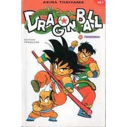 livre manga dragon ball