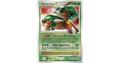 Torterra carte pok mon 122 130 pok mon s rie diamant et perle - Pokemon rare diamant ...