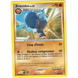 Kranidos cartes promo black star diamant et perle dp07 - Fossile pokemon diamant ...