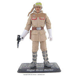 Major Bren Derlin